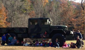 Touch a Truck Deuce Picture at Knoxville Zoo