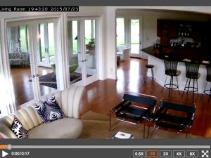 Indoor Alarm.com Camera