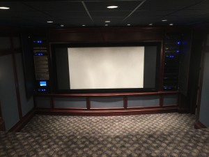 Knoxville Customer Home Theater
