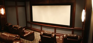 Knoxville Residential Home Theater